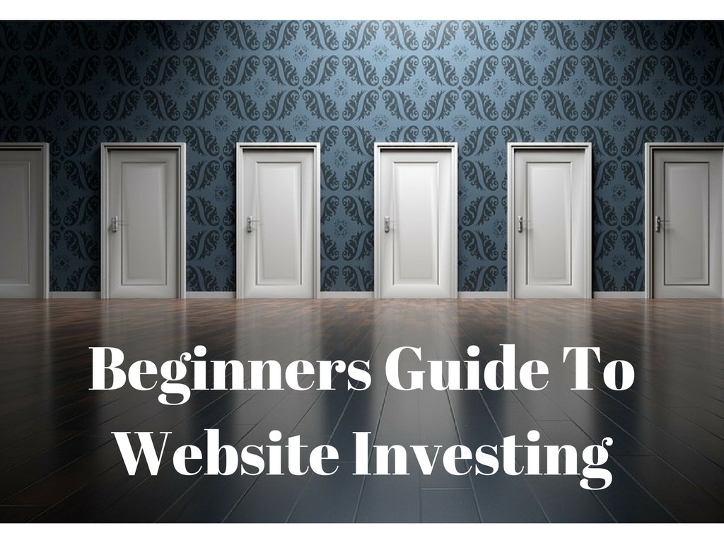 Website Investing For Beginners – Top 5 Tips