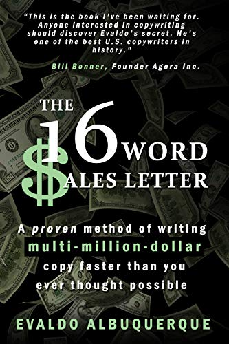 16 Word Sales Letter by Evaldo Albuquerque